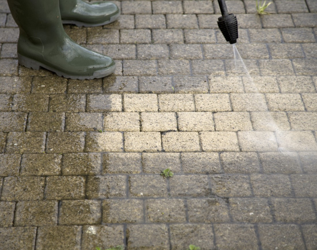 Pressure Washing Service Commerce Township