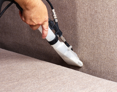 Upholstery Cleaning - Greener Method  - up1