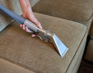 Upholstery Cleaning - Greener Method  - up2